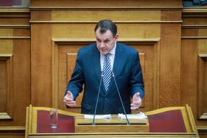 Υπουργείο Εθνικής Άμυνας - Νίκος Παναγιωτόπουλος