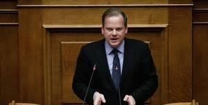 Υπουργείο Υποδομών και Μεταφορών -  Κώστας Αχιλλέα Καραμανλής