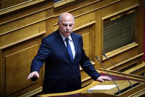 Υπουργείο Δικαιοσύνης - Κώστας Τσιάρας