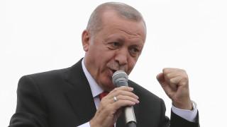 Ερντογάν για Μητσοτάκη: Ευχή μας να μην υπάρξουν προβλήματα σε Αιγαίο και Μεσόγειο