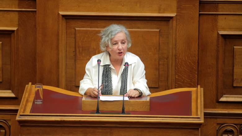 ΚΚΕ: Παραιτήθηκε η Ελένη Γερασιμίδου - Παραχωρεί την έδρα της