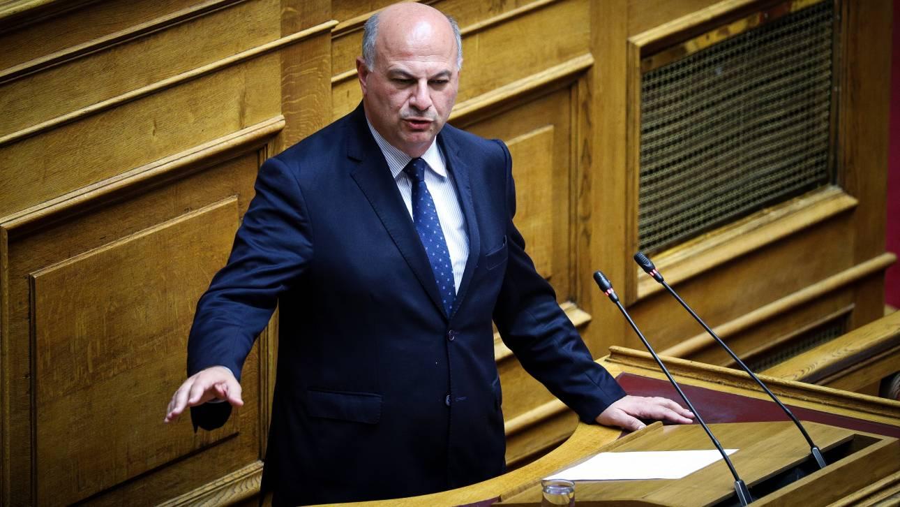 Νέο υπουργικό συμβούλιο: Αυτός είναι ο νέος υπουργός Δικαιοσύνης Κώστας Τσιάρας