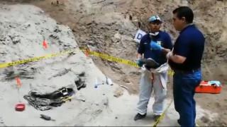 Μακάβριο εύρημα στο Ελ Σαλβαδόρ: Εντοπίστηκε ομαδικός τάφος με 11 πτώματα