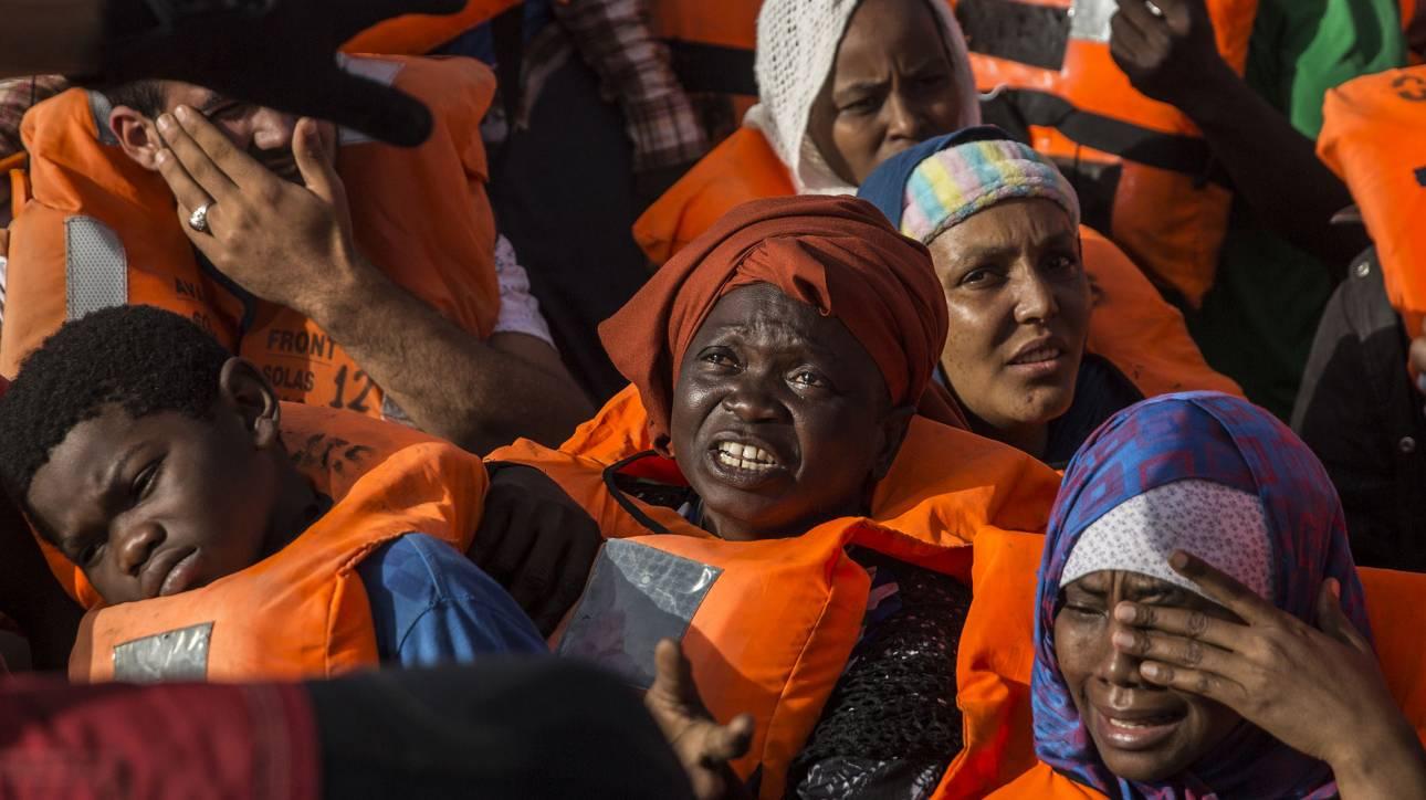 Ποινικοποίηση της ανθρωπιάς με τη σφραγίδα της Ευρώπης