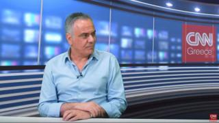 Π. Σκουρλέτης στο CNN Greece: Αποπροσανατολιστικό το δίλημμα «παλιός» ή «νέος» ΣΥΡΙΖΑ (vid)