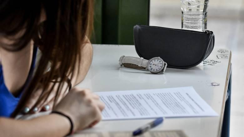 Πανελλήνιες εξετάσεις 2019: Εκπνέει σε λίγες ημέρες η προθεσμία υποβολής μηχανογραφικού
