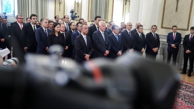 Κυβερνητικό σχήμα: Η πρώτη μετεκλογική κόντρα ΝΔ και ΣΥΡΙΖΑ