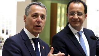Μήνυμα της Λευκωσίας σε Τσαβούσογλου για ΑΟΖ και Κυπριακό μέσω του Ελβετού ΥΠΕΞ