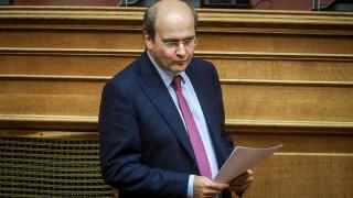 Χατζηδάκης: Επείγον και πιεστικό το ζήτημα της ΔΕΗ - Επιδιώκεται σχέδιο σωτηρίας