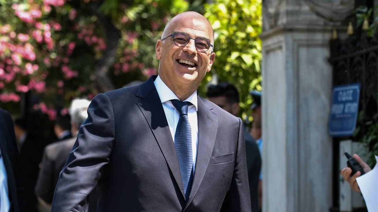 Συγχαρητήρια υπουργών Εξωτερικών στον Νίκο Δένδια