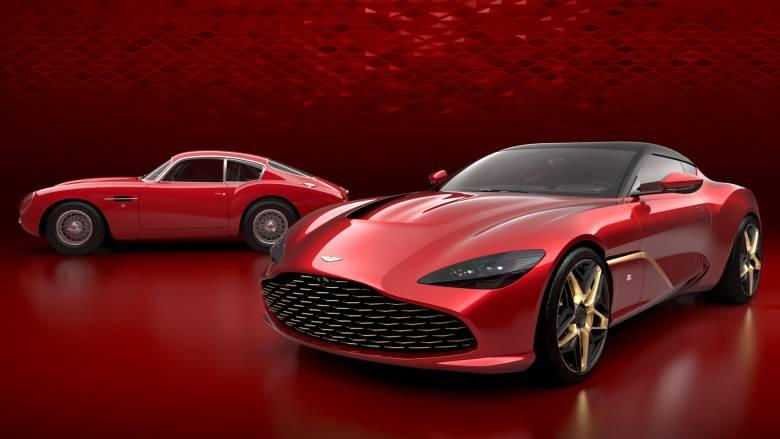 Αυτοκίνητο: Αυτή είναι η πανέμορφη Aston Martin DBS GT Superleggera
