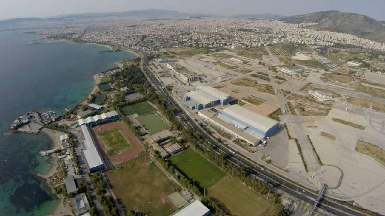 Ραγδαίες εξελίξεις στο έργο ανάπλασης του Ελληνικού