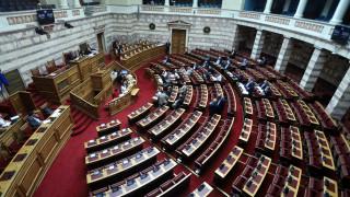 Οι προτάσεις της ΝΔ για τους αντιπροέδρους της Βουλής