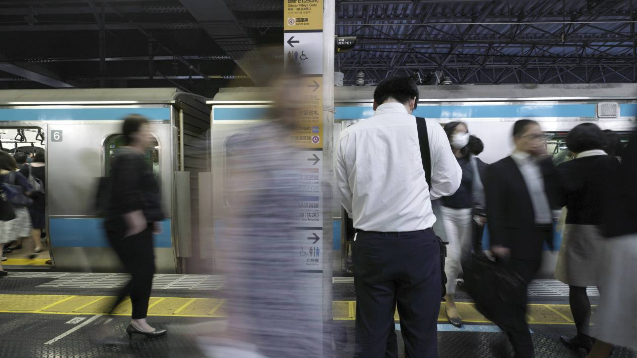 Τετραήμερη εργασία με μισθό πενθημέρου; Προσεχώς στην Ιαπωνία!