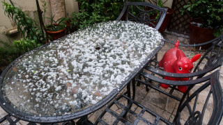 Νέα προειδοποίηση της ΕΜΥ: Πού θα εκδηλωθούν καταιγίδες και χαλαζοπτώσεις