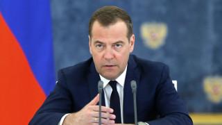 Συγχαρητήριο τηλεγράφημα Μεντβέντεφ σε Μητσοτάκη: Φιλικές σχέσεις συνδέουν Ρωσία - Ελλάδα