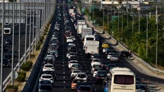 Κυκλοφοριακό χάος στην Αθήνα: Πού εντοπίζονται τα προβλήματα