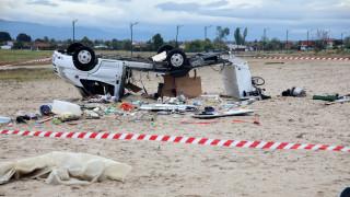 Φονική κακοκαιρία Χαλκιδική: Τραυματίστηκαν και νοσηλεύονται πέντε παιδιά