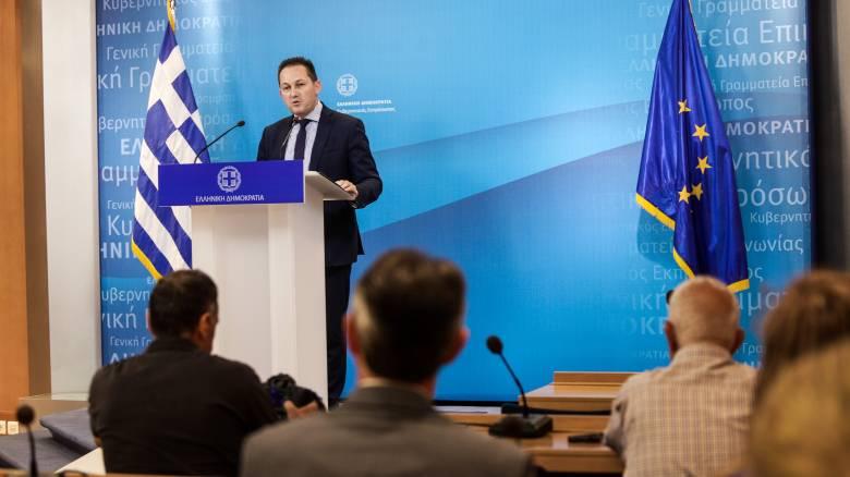 Πέτσας: Έκτακτη επιχορήγηση σε τρεις δήμους της Χαλκιδικής