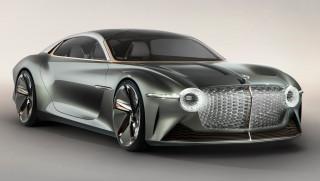 Αυτοκίνητο: Η Bentley EXP 100 GT δείχνει πως θα είναι τα υπερπολυτελή μοντέλα σε 15 χρόνια