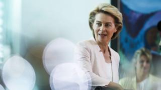 Κομισιόν: Στις 16 Ιουλίου η ψηφοφορία για την επικύρωση του διορισμού της φον ντερ Λάιεν