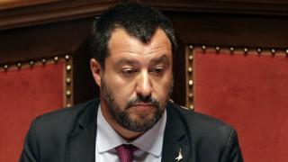 Ιταλία: Εισαγγελική έρευνα για διαφθορά σχετικά με ενδεχόμενη χρηματοδότηση της Λέγκας από Ρώσους