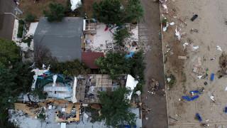 Κακοκαιρία στη Χαλκιδική: Η καταστροφική «μανία» μέσα από ένα βίντεο