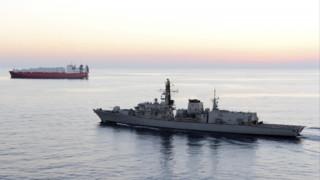 Σε συναγερμό τα βρετανικά πλοία στα Στενά του Ορμούζ