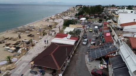 Θεομηνία στη Χαλκιδική: Η επόμενη μέρα της τραγωδίας με τους επτά νεκρούς