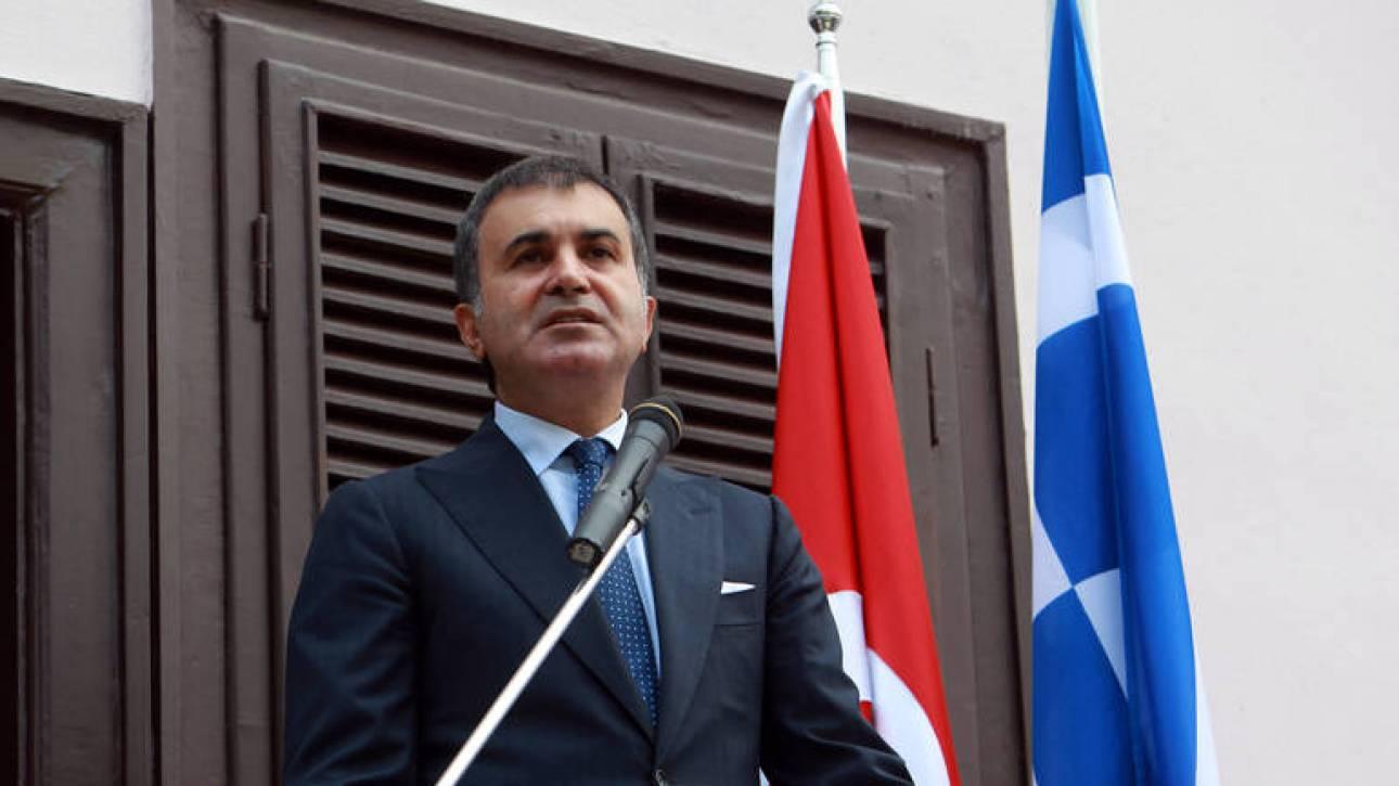 Τσελίκ: Ο Μητσοτάκης να μας παραδώσει τους οκτώ Τούρκους πραξικοπηματίες