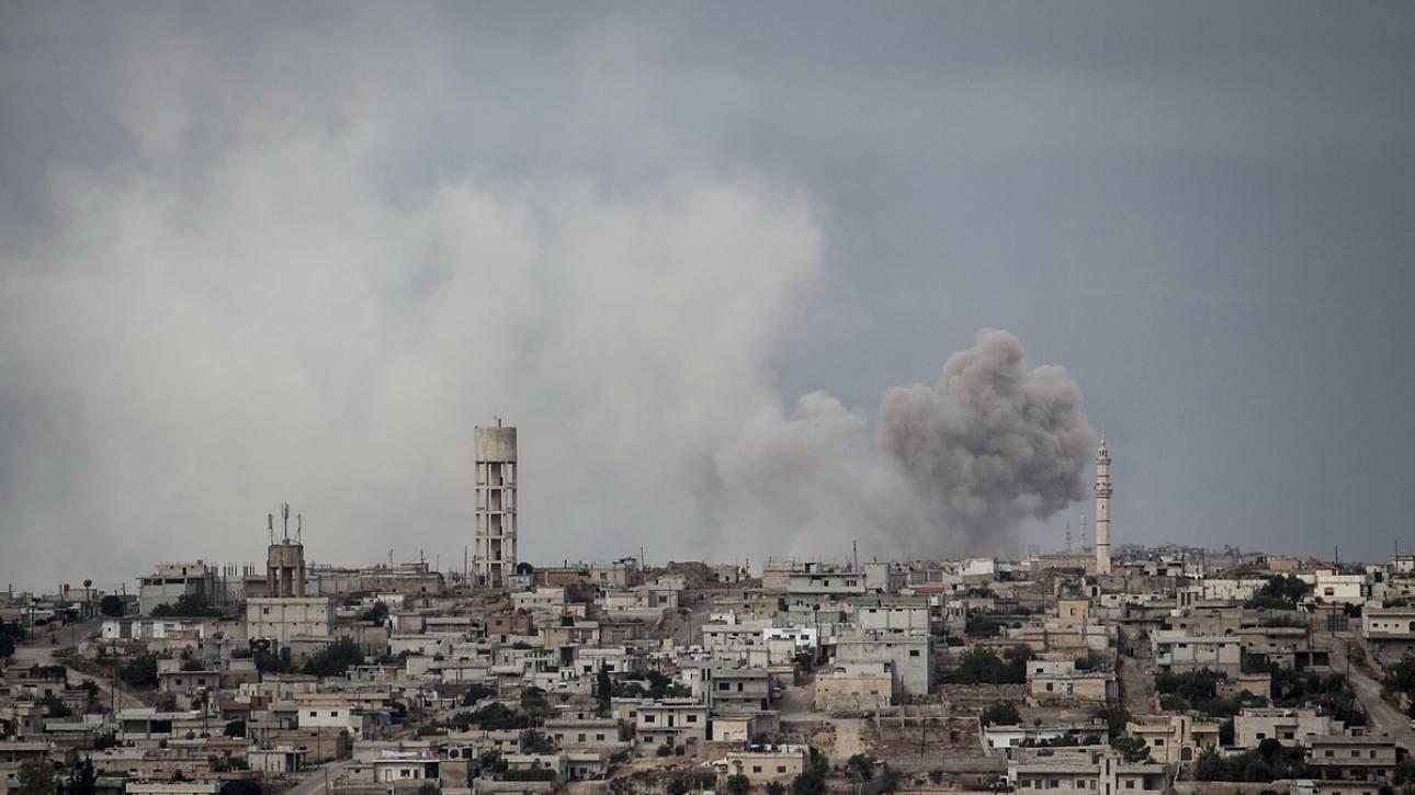 Συρία: Σφοδρές μάχες στην Ιντλίμπ - Ξεπέρασαν τους 100 οι νεκροί