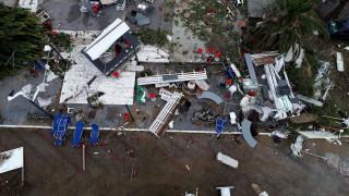 Μετρά πληγές η Χαλκιδική: Μάχη με το χρόνο για την αποκατάσταση των ζημιών