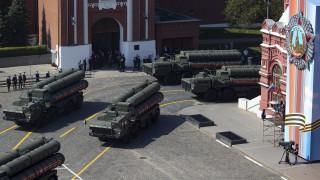 H Τουρκία παρέλαβε τα πρώτα τμήματα του ρωσικού πυραυλικού συστήματος S-400