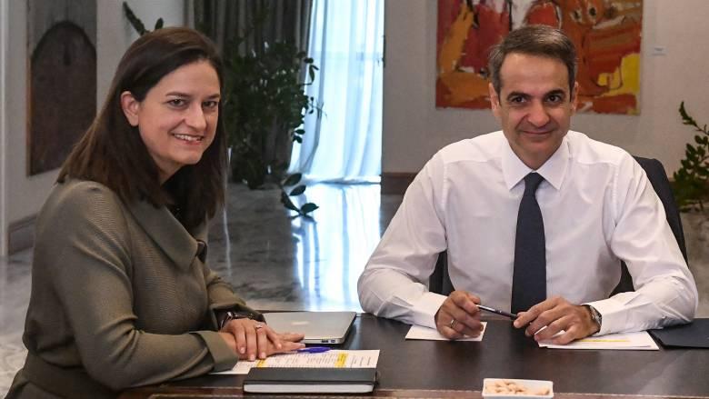 Κ. Μητσοτάκης: Έμφαση στην ποιοτική Παιδεία - Τι ανακοίνωσε η Κεραμέως