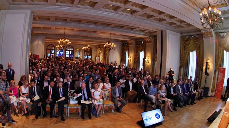 Ισχυρό μήνυμα αισιοδοξίας για την επιχειρηματικότητα στο forum Diamonds of the Greek Economy 2019