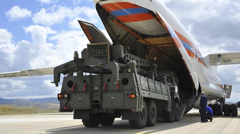 ΗΠΑ σε Τουρκία για τους S-400: Η στάση μας δεν έχει αλλάξει