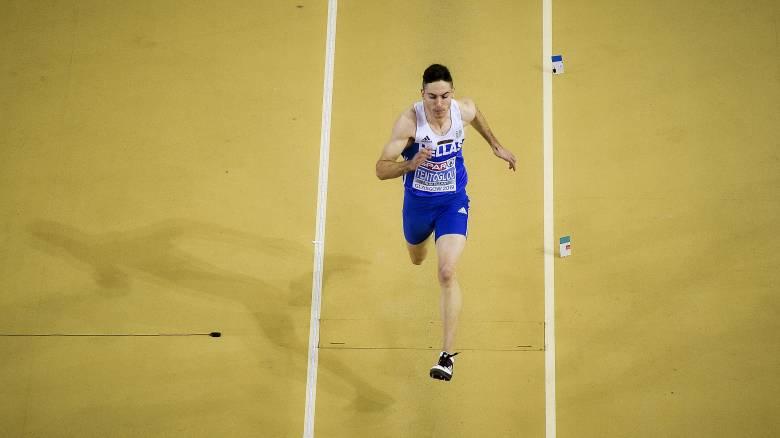 «Χρυσός» ο Τεντόγλου στη Σουηδία - «Πέταξε» στα 8,32 μέτρα
