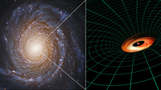 Έκπληκτοι οι επιστήμονες με τεράστια μαύρη τρύπα που «δεν θα έπρεπε να υπάρχει»