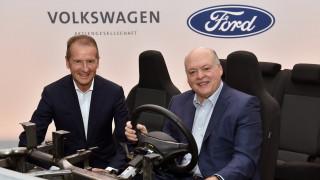 Αυτοκίνητο: Συνεργασία Ford και Volkswagen για την ηλεκτροκίνηση και την αυτόνομη οδήγηση