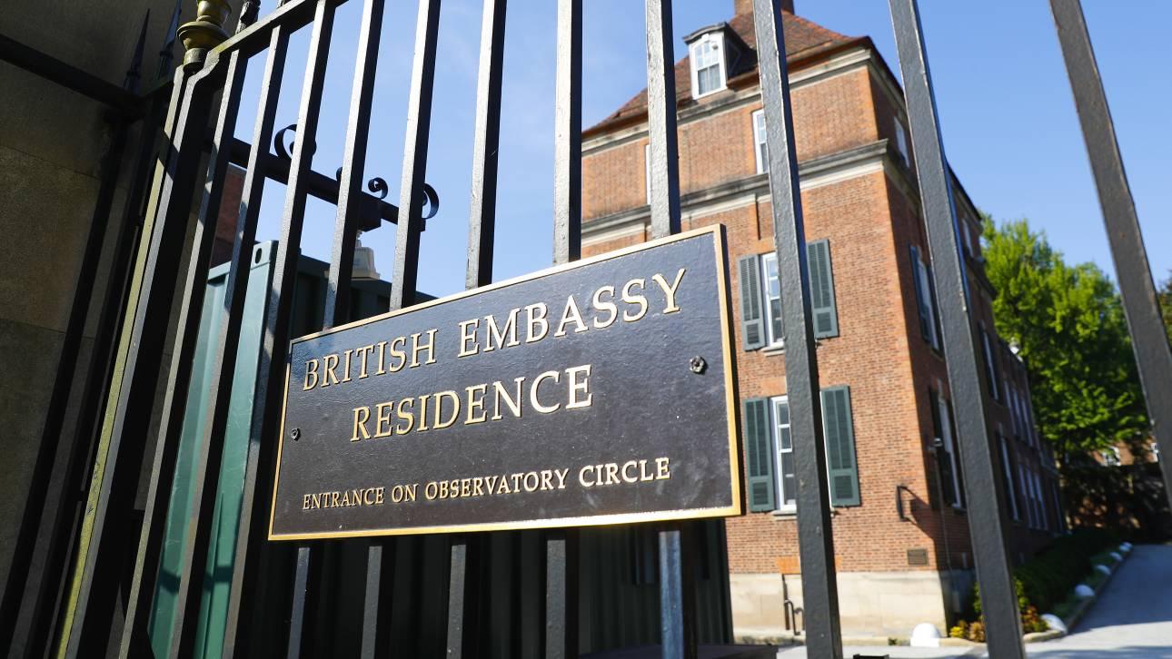 Βρετανία: Έρευνα για τη διαρροή των διπλωματικών εγγράφων που οδήγησαν στην κρίση με τις ΗΠΑ