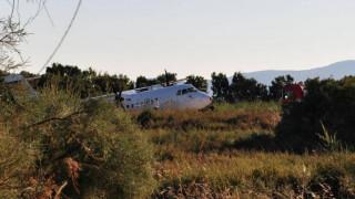 Νάξος: Λειτουργεί κανονικά το αεροδρόμιο μετά το αεροπορικό ατύχημα