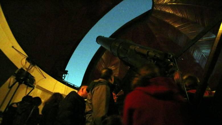 Καλοκαιρινές παραστάσεις στο Αστεροσκοπείο Αθηνών