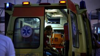 Τροχαίο με τρία αυτοκίνητα και πέντε τραυματίες στη Συγγρού