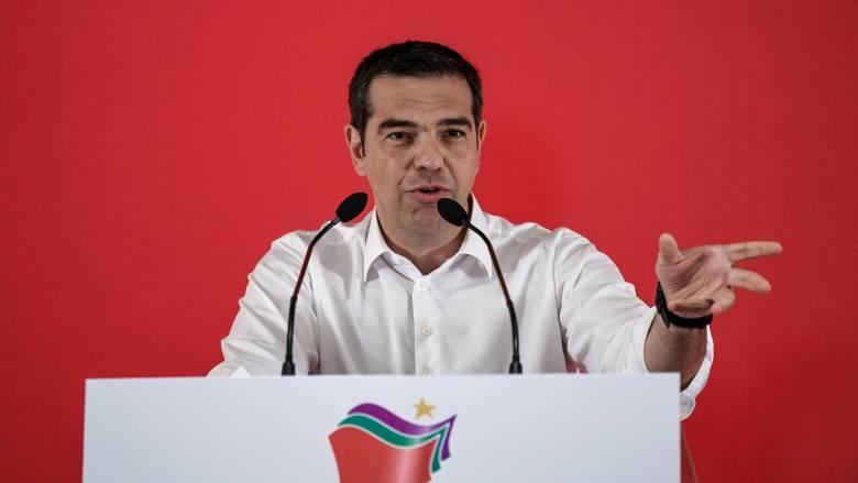 Αλέξης Τσίπρας: Να κάνουμε restart στον ΣΥΡΙΖΑ