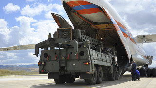 Nέο φορτίο των ρωσικών S-400 παραλαμβάνει η Τουρκία