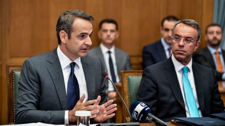 Μαξίμου: «Ναι» στις μεταρρυθμίσεις, με διαφύλαξη των δημοσιονομικών δεσμεύσεων