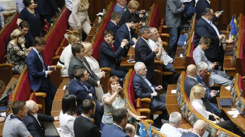 Ουκρανία: Το κοινοβούλιο ενέκρινε νομοσχέδιο που προβλέπει τον χημικό ευνουχισμό παιδόφιλων