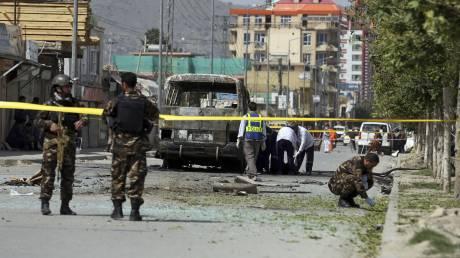 Αφγανιστάν: Επίθεση των Ταλιμπάν σε συγκρότημα κτηρίων εν μέσω ειρηνευτικών συνομιλιών