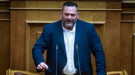 «Πόλεμος» στη ΧΑ: Παραιτήθηκε ο Λαγός, την έδρα ζητά ο Μιχαλολιάκος