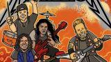 Εικονογραφημένο παιδικό βιβλίο από τους Metallica